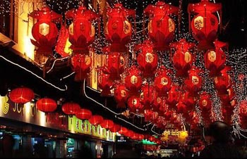 Chinese spring festival, lantern, dragon boat festival, Mid